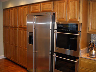 Delta Cabinetry of New Orleans - Cabinet Refacing